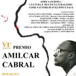 Premio Amilcar Cabral – VI Edizione