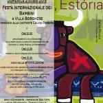 FESTA INTERNAZIONALE DEI BAMBINI – DOMENICA 2 GIUGNO 2019