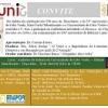Conferência intitulada «A Herança de Chiquinho: com os pés fincados em Itália»,